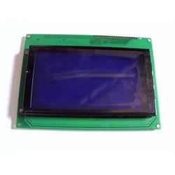 240X128 Blue LCD Module