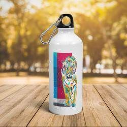 Custom Aluminum Water Bottles 600 ml