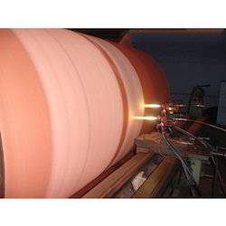Copper Coating By Flame Wire Spray