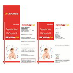 Cefpodoxime Proxetil Oral Suspension I.P