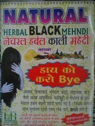 Natural Herbal Black Mehndi
