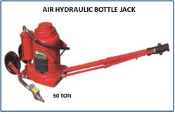 Air Hydraulic Bottle Jack 50 Ton JM 705 06