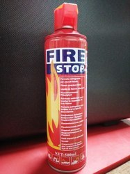 Fire Extinguisher Can