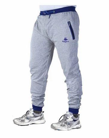 6a43b75ac7f1 Track Pants - Men Cotton Track Pants With Zipper Pockets Wholesaler ...