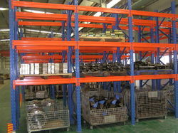 Palletised Racking