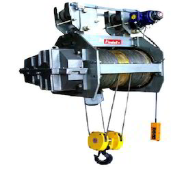 INDEF Steel Mill Duty Wire Rope Hoist
