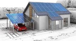 Roof Top Solar Power System