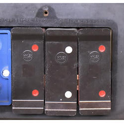 ABB OFF HRC (20a)size:f1 Fuse Base (bs Type)