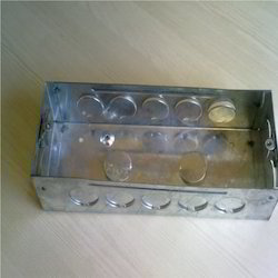8H Modular Electrical Box