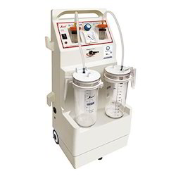 90 Ltr. HI VAC PLUSS Suction Machine