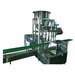 Hopper Piston Based Filling Machines