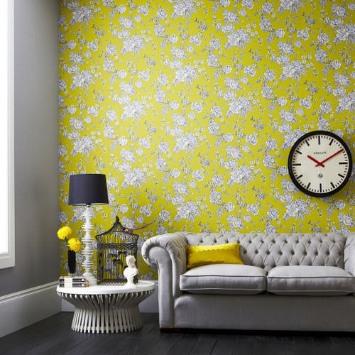 Designer Wallpaper Living Room Wallpaper Manufacturer From New Delhi