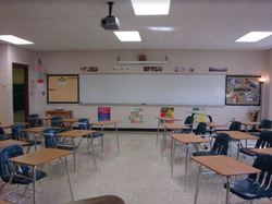 Class Room Seats