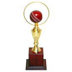 Cricket Ball Trophies