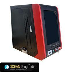 Box Fiber Laser Marking Machine
