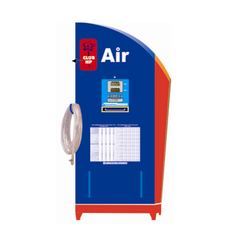 Digital Automatic Tyre Inflator With HPCL Panel
