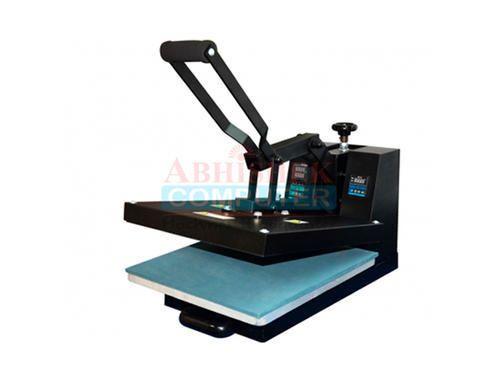 Flat Clam Shell Heat Press Machine - A3 Size