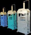 Waste Plastic Baling Press