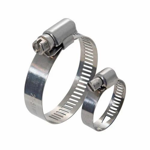 Mild Steel Hose Cl&  sc 1 st  IndiaMART & Hose Clamps - Mild Steel Hose Clamp Manufacturer from Delhi