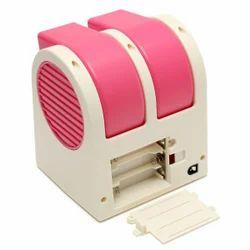Bladeless Air Mini Small Cooling Portable Desktop Dual Fan