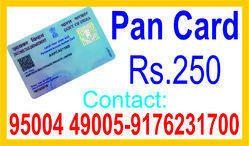 New PAN Card
