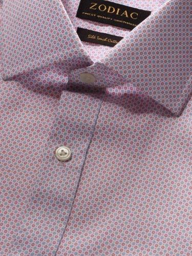 1380590e8ef Shirts - Bassano Classic Fit Pink Shirt Retailer from Gurgaon