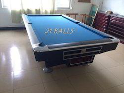 American Pool Table Wiraka Queen
