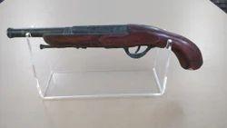 Acrylic Gun Display Stand