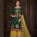 Designer  Embroidery  Salwar Suit