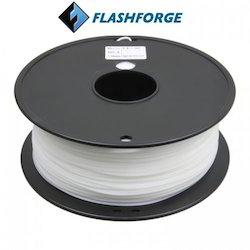 Flashforge Original PLA 1.75 White 3D Printer Filament