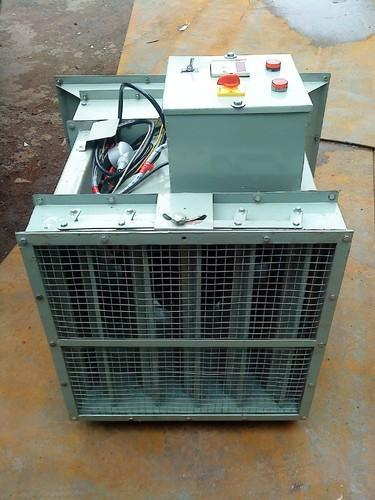 Industrial Hot Air Fan Blower