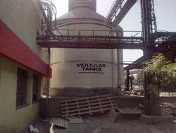Municipal Fire Protection Water Storage Tanks