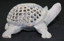 Handmade Soapstone Tortoise