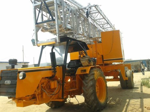 Tower Crane Ace Mobile Tower Crane 2418 Manufacturer