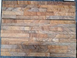 Rainbow sandstone wall panel / wall cladding tiles