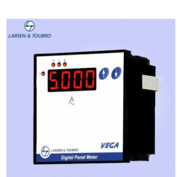 L&T Single Function Digital Panel 3Ph Ammeter