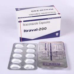 Itraconazole 200 mg