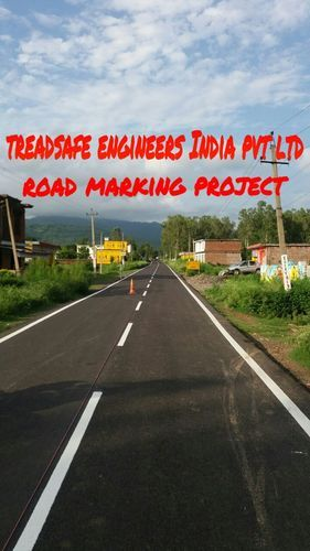 Road Marking Paint And Application Services