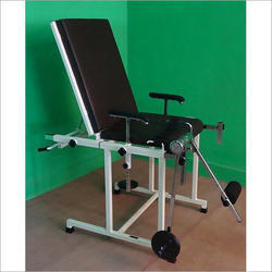 Quadriceps Table With Back Rest