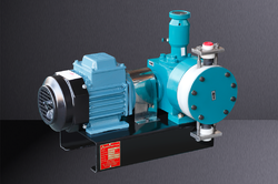 Mechanicaly Actuated Diaphragm pump