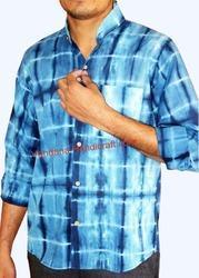 Indigo Hand Print Jackets