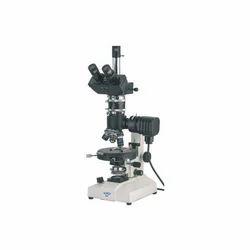 Metzer - M Trinocular Research Ore Microscope