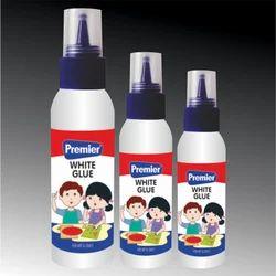 White Adhesive 20g / 50g / 100g / 200g Bottle