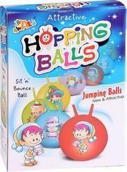 Round Hopping Ball