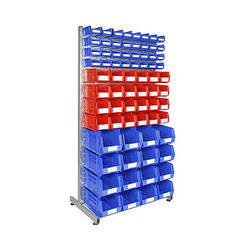 Single Sided Storage Bins