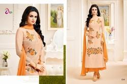 Round Neck Padmini Salwar Suit