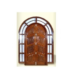 Super Deluxe Wooden Carving Door