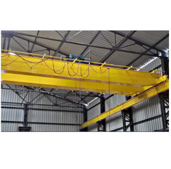 Double Tor Box Girder EOT Crane