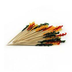 Wooden  Fancy Toothpicks