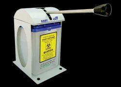 Easy Cut Needle & Syringe Hub Cutter